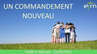 Un commandement nouveau